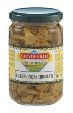 Champignons trifolati