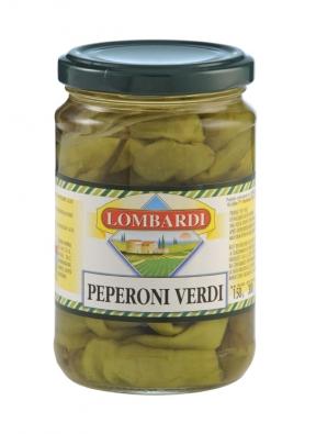 Peperoni verdi