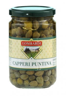 Capperi puntina in aceto