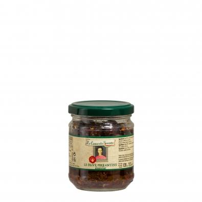 Le olive pikkantine denocciolate